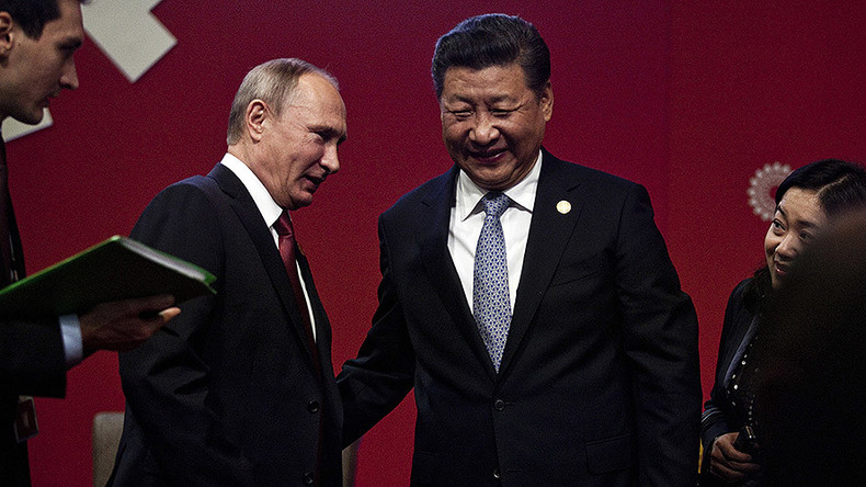 'Progress in all areas': Putin to visit China as Moscow, Beijing expand trade, economic ties