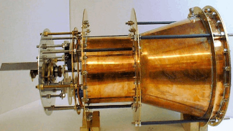 EmDrive thruster that could revolutionize space exploration defies laws of physics – NASA paper