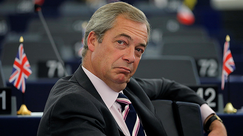 Nigel Farage backtracks on promise to leave politics, claims he could run for MP again