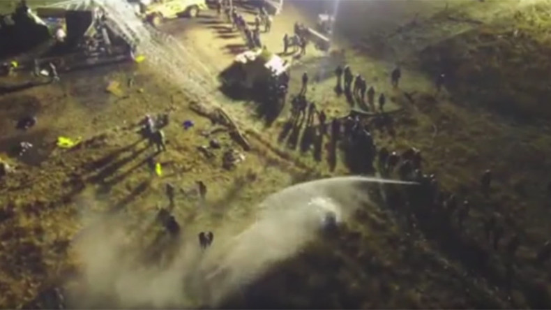 167 DAPL protesters injured in altercations with N. Dakota police - reports