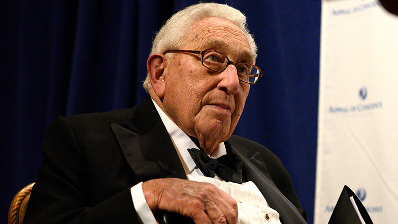 Give Trump chance to develop positive objectives, says Kissinger