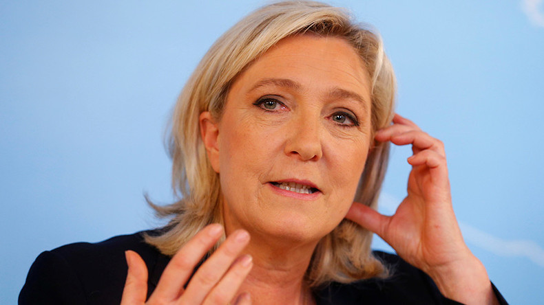 'In French presidential elections, it will be Marine Le Pen's to lose'