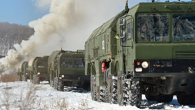 Russia to deploy Iskander rockets in Kaliningrad exclave over US cruise missile threat