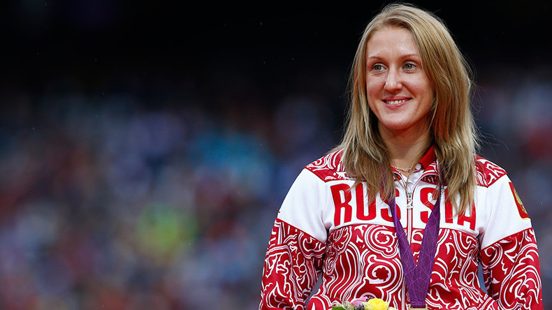 Russian runner stripped of 2012 Olympic gold following failed doping retest