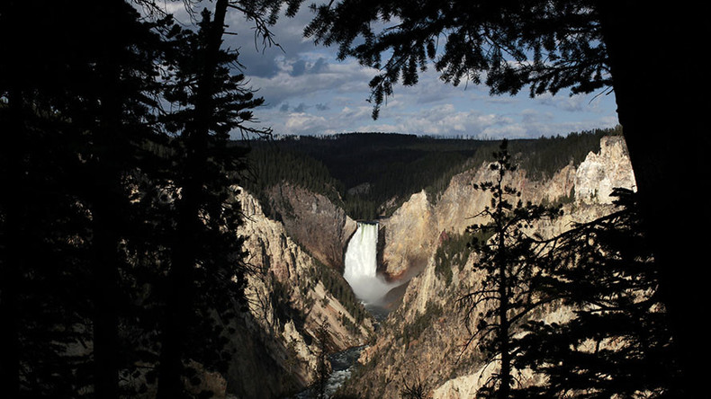 Gold mining banned for 30K acres near Yellowstone National Park