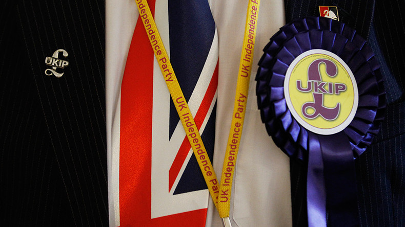 UKIP now investigated by Britain's Electoral Commission over funding misuse allegations
