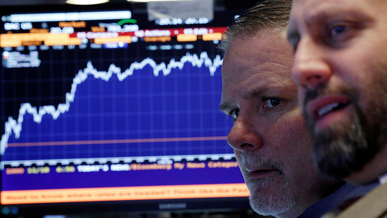 US markets hit record highs in post-election rally