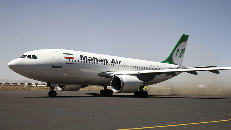 Israel said Iran sent arms to Hezbollah in suitcases aboard commercial flights