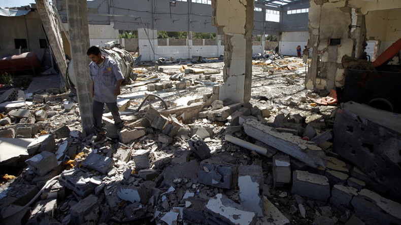 12 market-goers killed by Saudi-led airstrike in Yemen – local residents