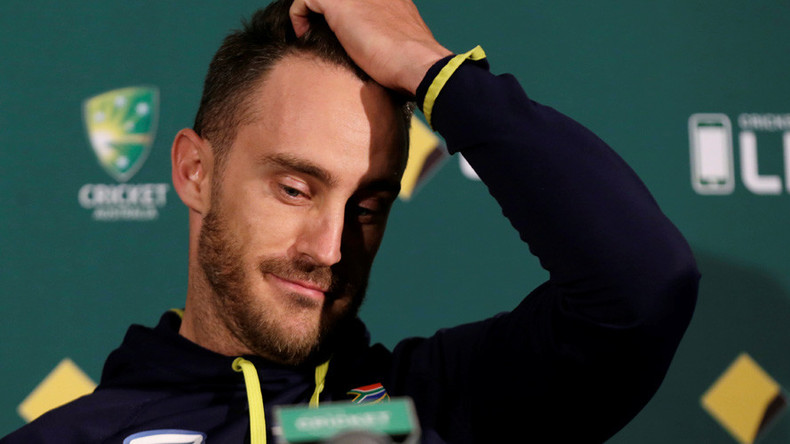 South Africa cricket captain Faf du Plessis fined after 'Mintgate' row