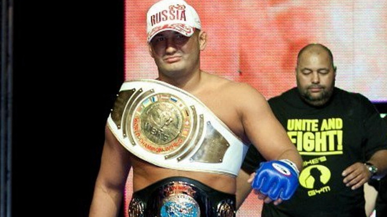 Russian former champion kickboxer shot dead outside home in Germany