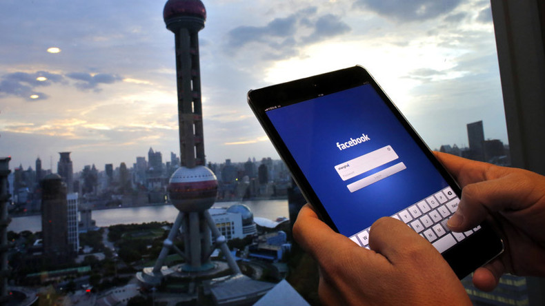 Facebook creates 'censorship tool' to return to China