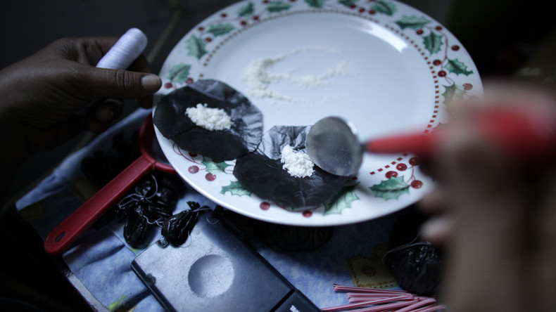 Scratch & sniff: Britain tops Europe for cocaine use & gonorrhea cases