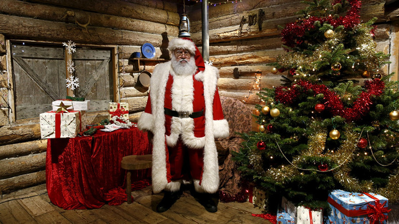 Stop lying to your children about Santa, psychologists argue