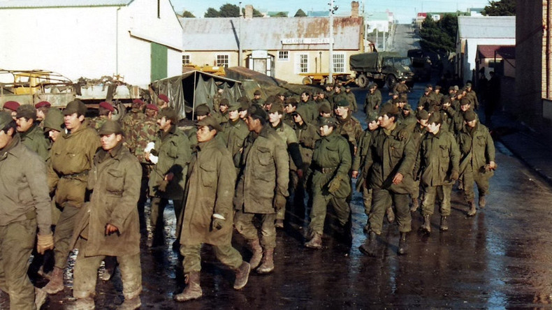 Bodies of Argentine soldiers killed in Falklands War to be exhumed