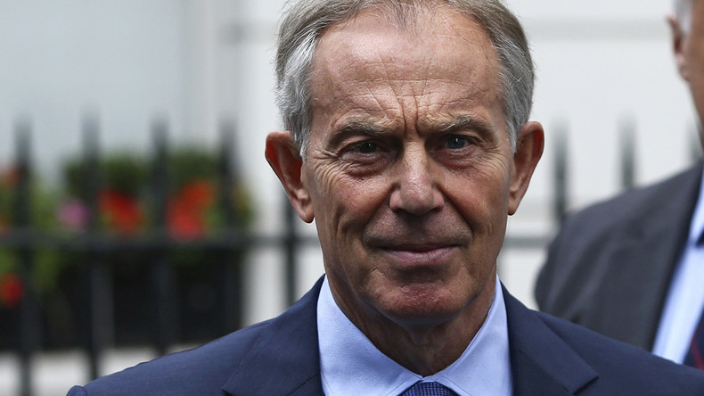 Tony Blair rules out return to frontline politics, says Brexit can be stopped