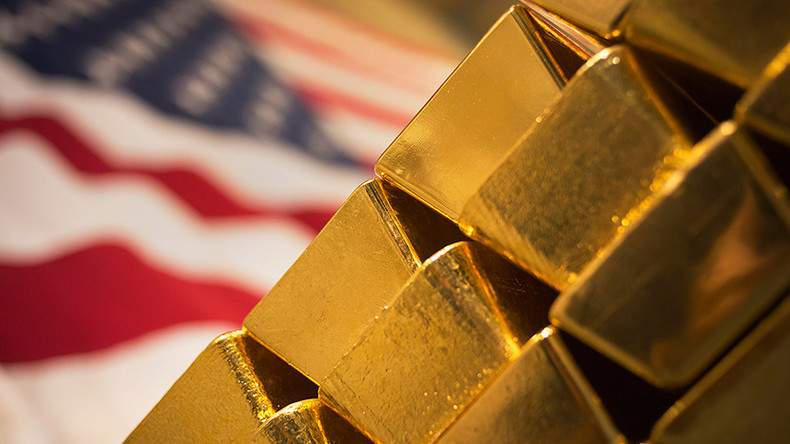 Gold prices buckle under the mighty dollar