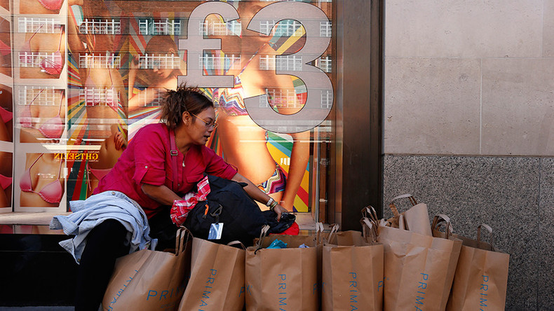 No pre-Brexit hangover for Britain's consumers