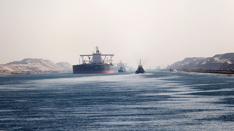 Egypt to expand Russian industrial zone in Suez