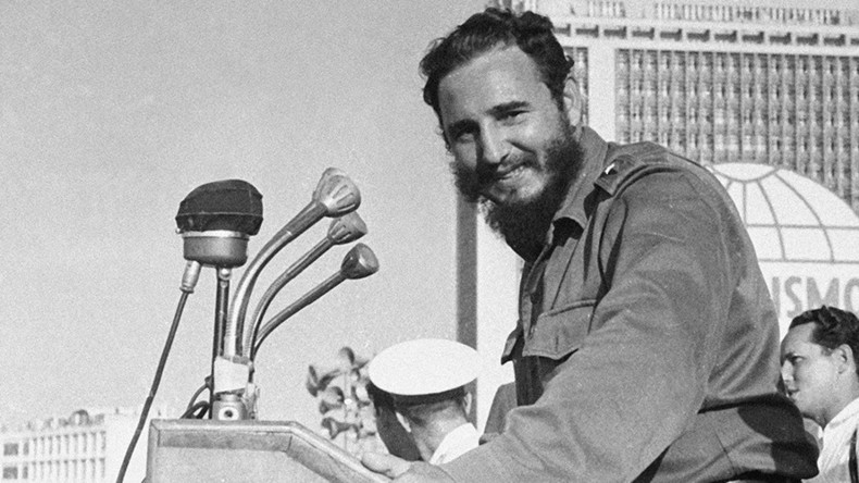 'I have a heart of steel': Fidel Castro's most memorable quotes