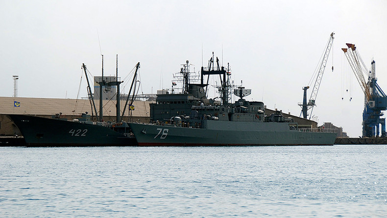 'Ten times' more effective than nukes: Iran weighs creation of naval bases in Syria, Yemen