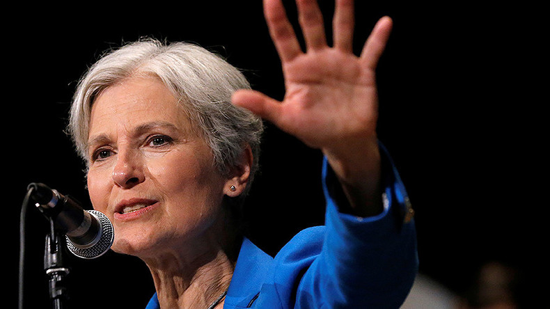 Clinton campaign backs Stein effort to ensure vote recount is 'fair'