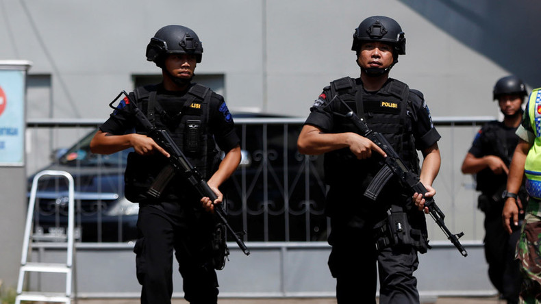 ISIS-linked militants planned attacks on government buildings in Indonesia – police