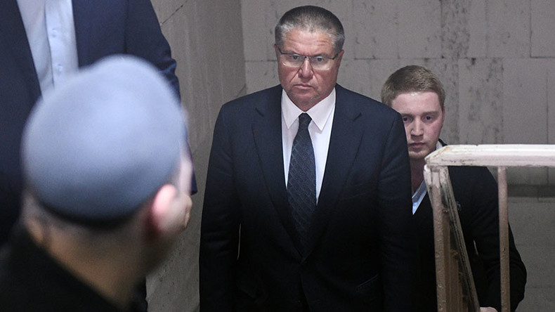 Moscow court upholds house arrest of Russia's ex-economy minister Ulyukayev