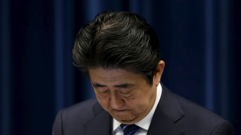 Japan's Abe wants to talk Trump out of quitting TPP