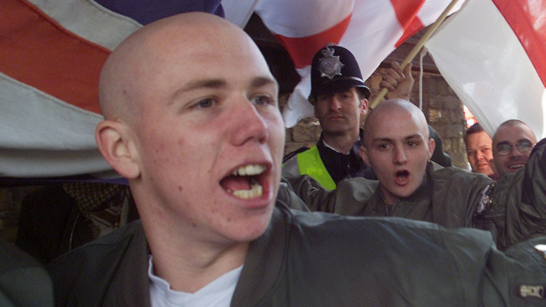 Neo-Nazi youth leader recorded saying 'Hitler was wrong to show Jews mercy'