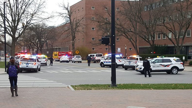 Suspect dead, 10 injured in Ohio State University attack