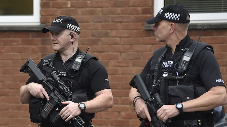 Armed counter-terrorism police numbers boosted across London