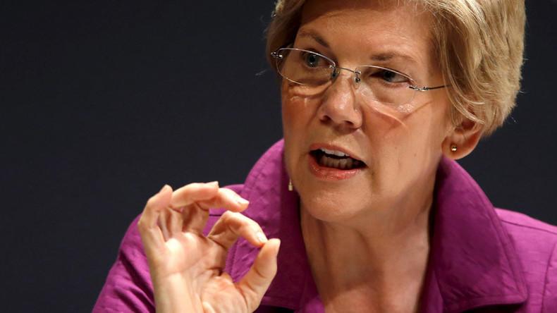 Elizabeth Warren accuses big pharma of hijacking 'cures bill'