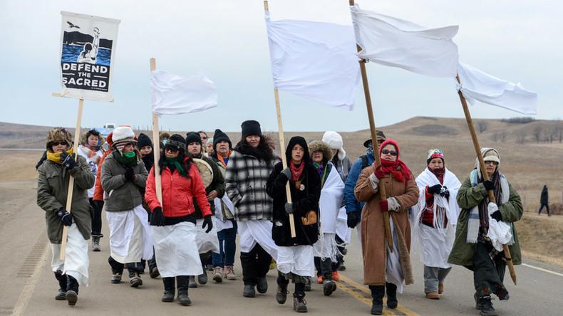 Dakota Access Pipeline 'akin to cultural genocide' - DAPL activist to RT (VIDEO)