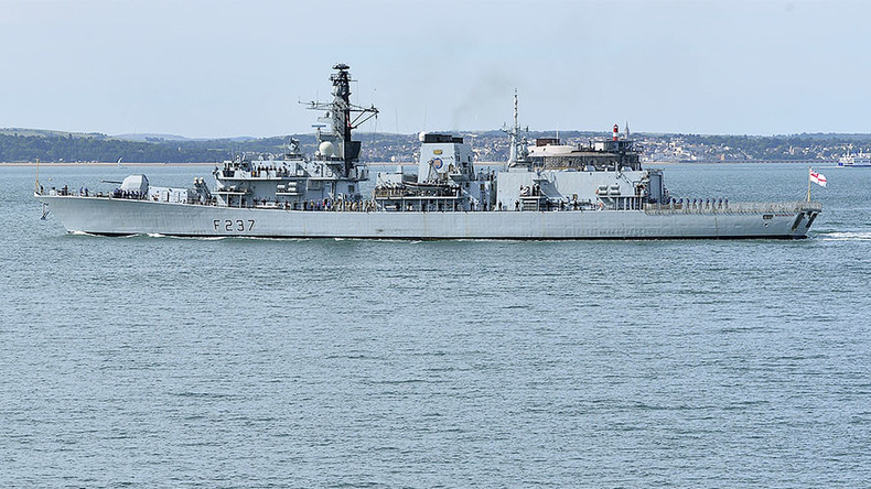 Royal Navy flagship threatened by ISIS drones, explosive speedboats – head of fleet