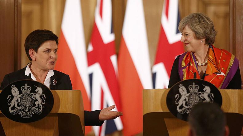 Polish language should be taught in UK schools, says PM Szydlo