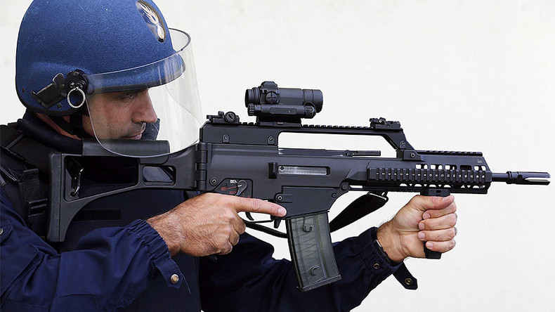 Heckler & Koch to stop selling arms to non-NATO countries