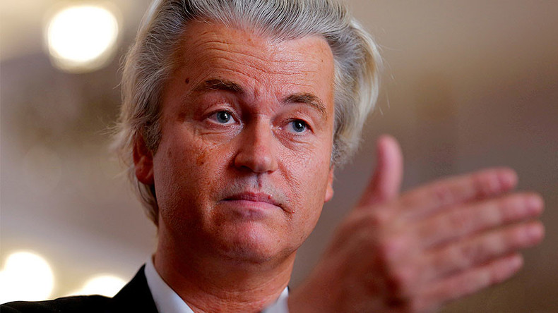Dutch far-right Party for Freedom tops polls as Europe's 'populists' gain momentum