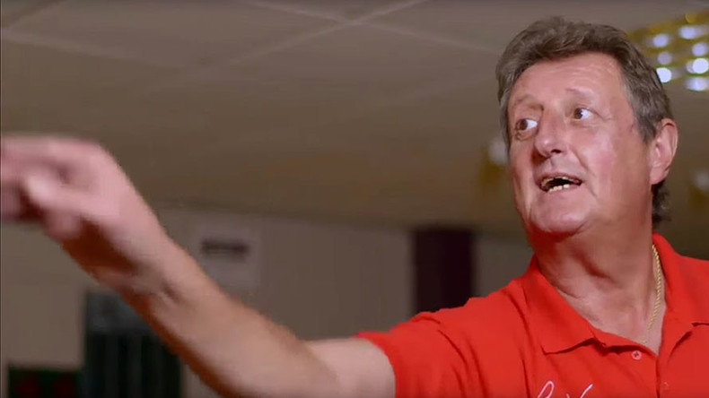 Darts legend Bristow fired from TV role after tweets mocking football sex scandal victims