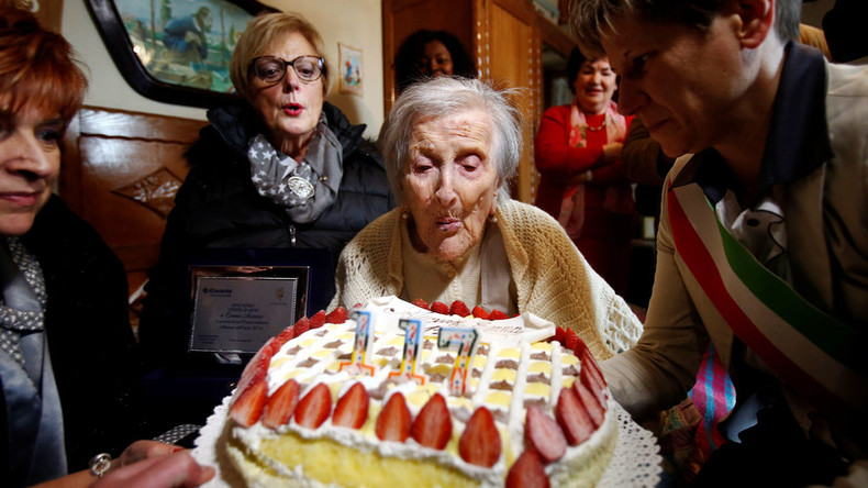 Last person alive born in 19th century celebrates 117th birthday