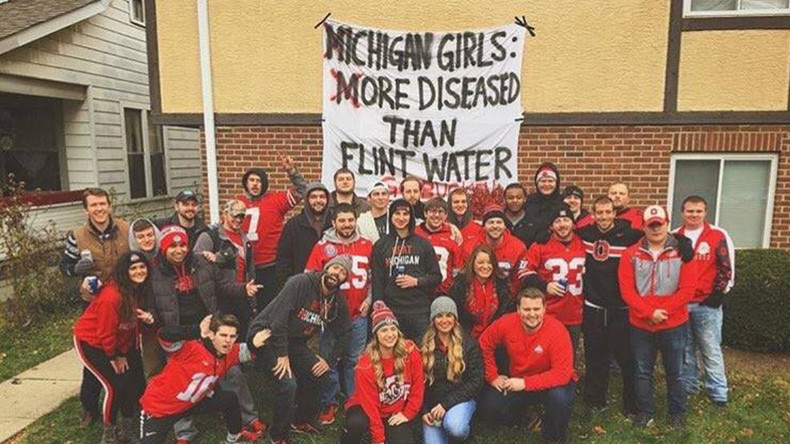 Sports website slammed for tweet mocking Flint water crisis