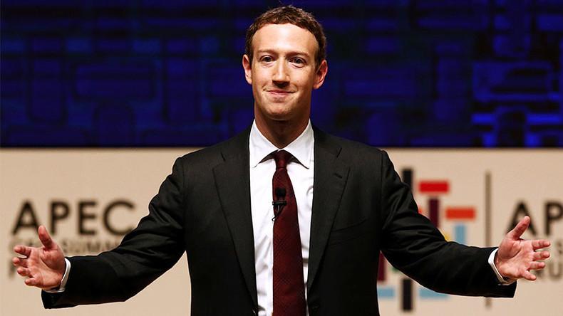 Facebook mistakenly deleted Mark Zuckerberg's 'fake news' posts