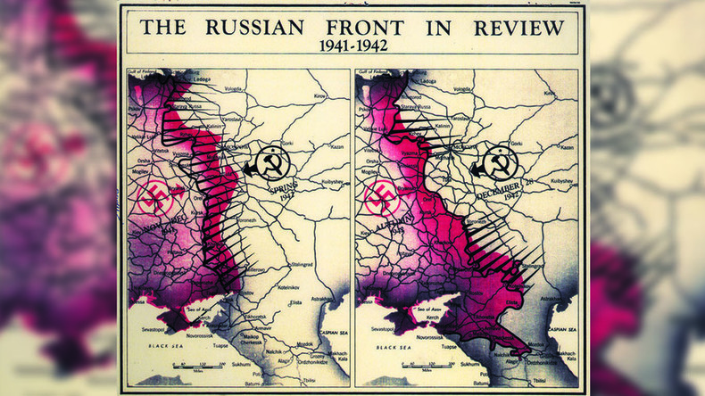 CIA's newly-declassified maps give rare insight into historic events (PHOTOS)