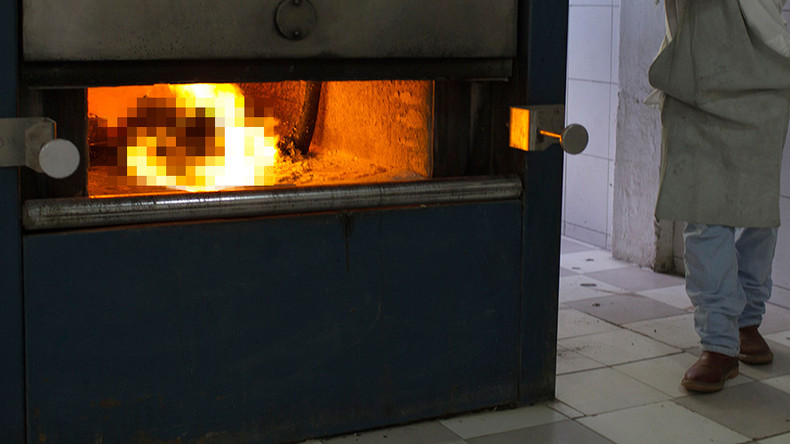 Cremation on camera: Employee under fire for posting graphic videos online