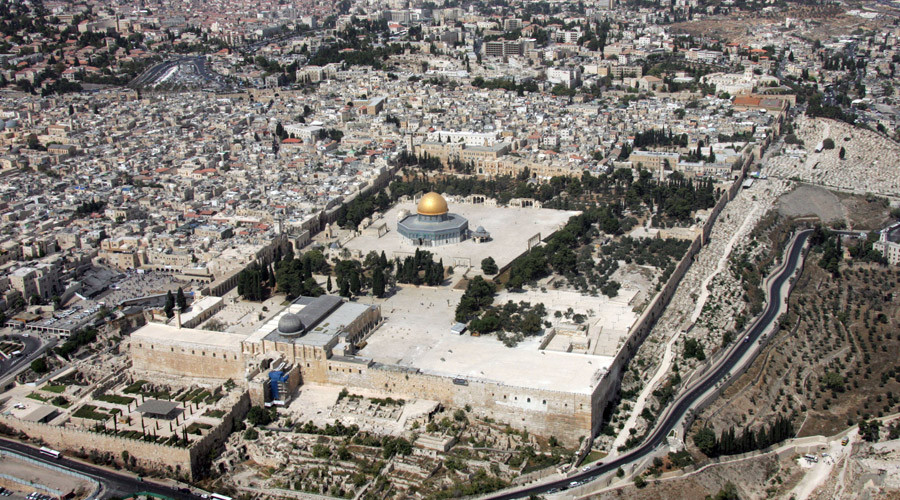 Muslim gravestones in E Jerusalem vandalized, Palestinians blame Israeli authority