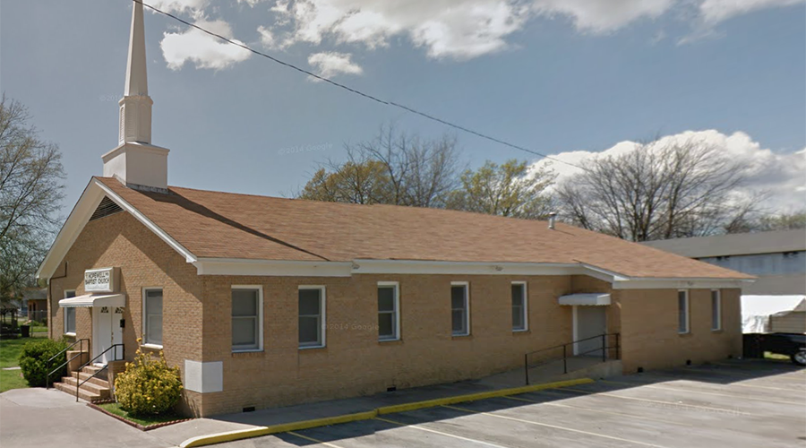 Black church in Mississippi torched, defaced with 'Vote Trump' graffiti