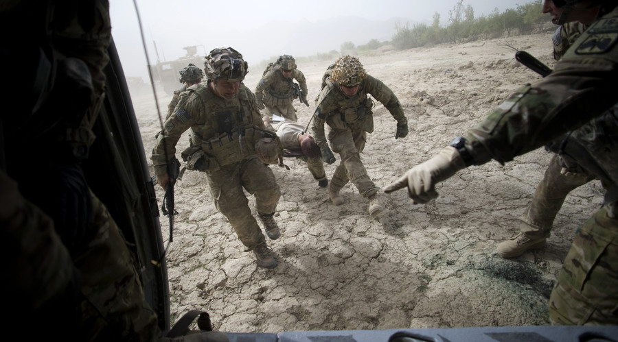 2 US soldiers killed, 2 wounded in Kunduz, Afghanistan