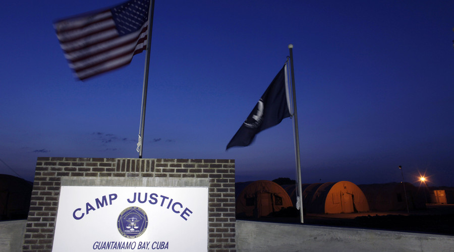 US guilty of 'gross miscarriages of justice' in order to justify Guantanamo – study