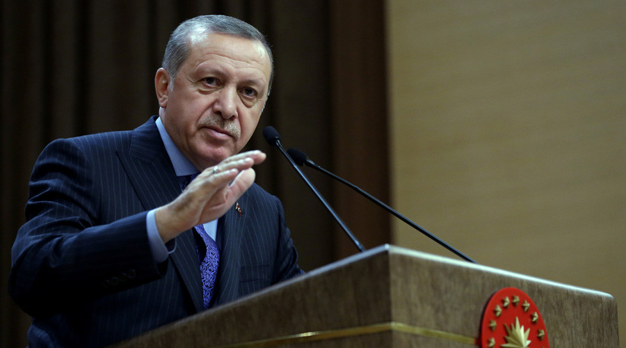 'You're aiding terror!' Erdogan slams Germany after Merkel's critical comments