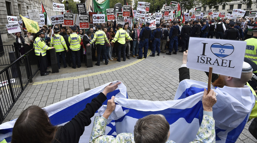 'Israel is UK's strongest ally in Middle East' – BICOM study finds